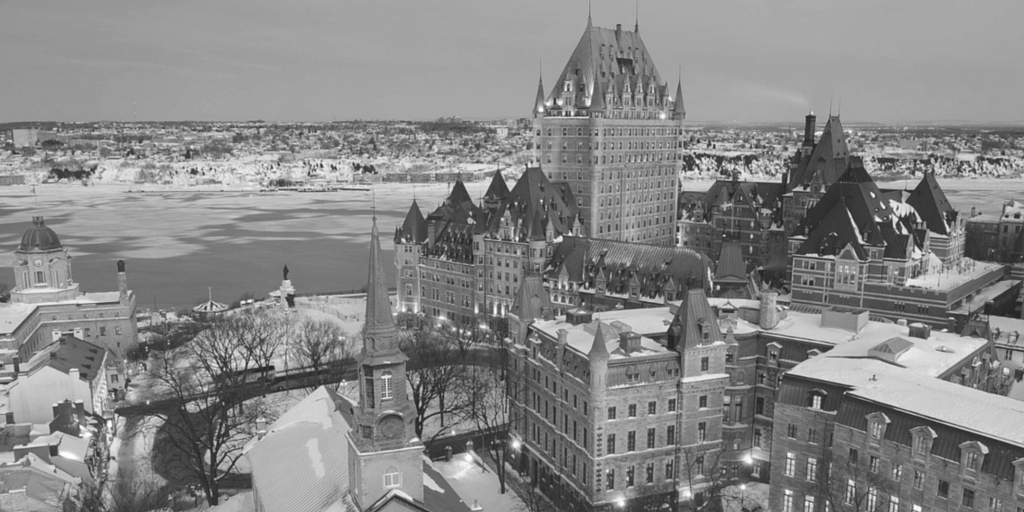 I had the opportunity to visit québec city several times during the four years i spent at bishops university in the eastern townships